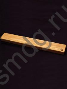 knife holder, Магнитный держатель для ножей. Материал ясень, неодимовые магниты.
