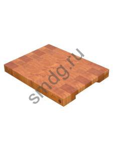 торцевая разделочная доска дуб 30х40х4-1